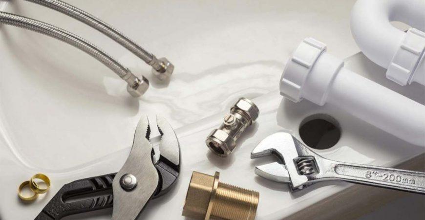matériels de plomberie