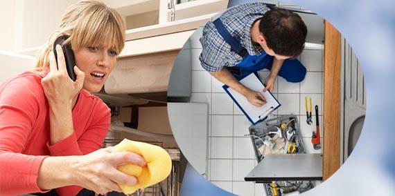 joindre un plombier pour une urgence